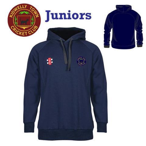 Kidwelly Town CC: JUNIOR Gray-Nicolls Storm Hooded Top