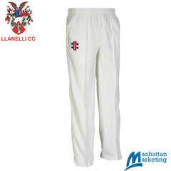 Llanelli CC: Gray-Nicolls Matrix Playing Trousers