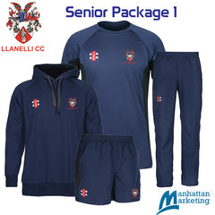 Llanelli CC - Senior Package 1