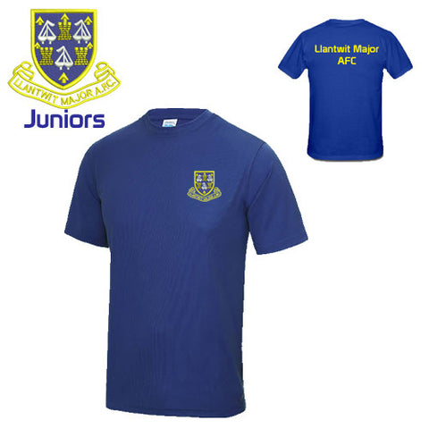 Llantwit Major AFC Juniors: Royal Cool Tee