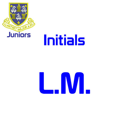 Llantwit Major AFC Junior: INITIALS