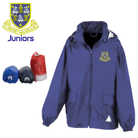 Llantwit Major AFC Juniors: Junior Windcheater