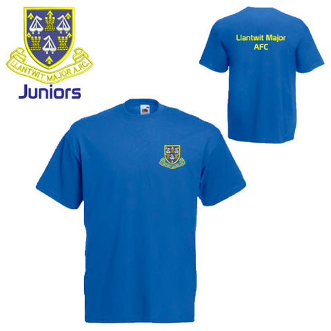 Llantwit Major AFC Juniors: Royal Performance Tee