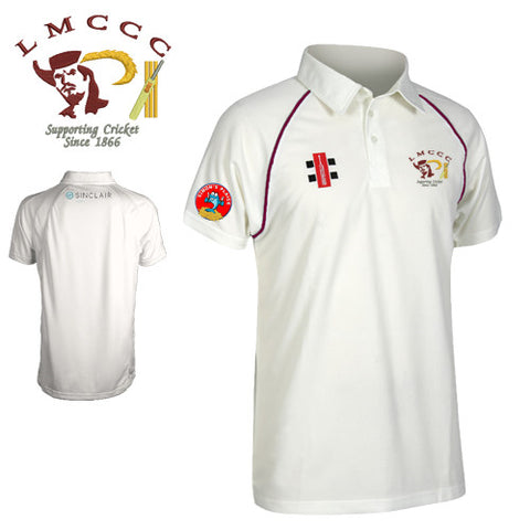 Llantwit Major CC: Gray-Nicolls Matrix Short Sleeve Playing Shirt