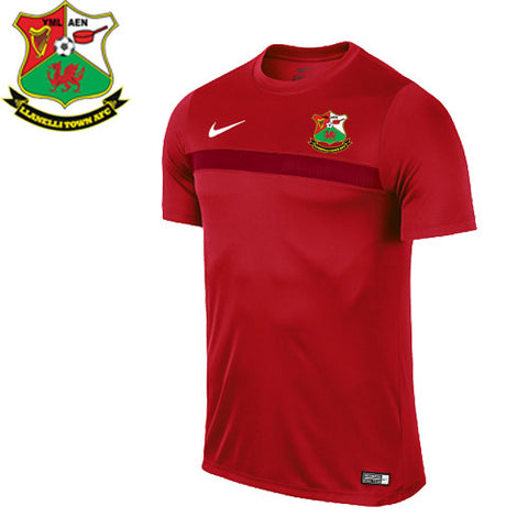 Llanelli Town AFC: Nike RED Training Top
