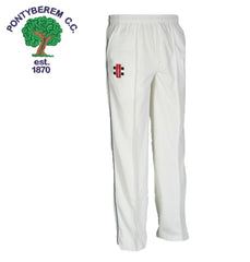 Pontyberem CC: Gray-Nicolls Matrix Playing Trousers