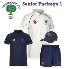 Pontyberem CC - Senior Package 1