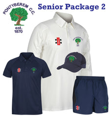 Pontyberem CC - Senior Package 2
