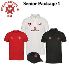Redcliffe CC - Senior Package 1