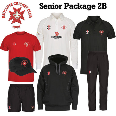 Redcliffe CC - Senior Package 2B