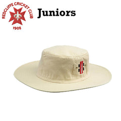 Redcliffe CC: JUNIOR Gray-Nicolls Sun Hat
