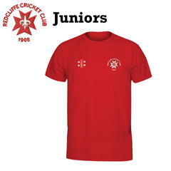 Redcliffe CC: JUNIOR Gray-Nicolls Matrix Tee