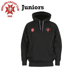 Redcliffe CC: JUNIOR Gray-Nicolls Storm Hooded Top