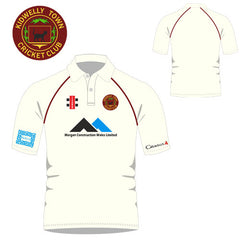 Kidwelly Town CC: Gray-Nicolls Matrix Short Sleeve Playing Shirt