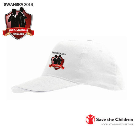 FIFA League Manager SWANSEA 2015 - Save The Children: Cap
