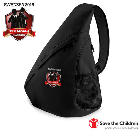 FIFA League Manager SWANSEA 2015 - Save The Children: Back Pac