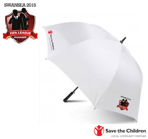 FIFA League Manager SWANSEA 2015 - Save The Children: Umbrella