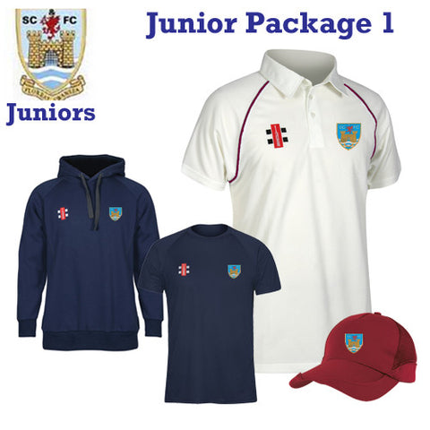 Swansea CC - Junior Package 1