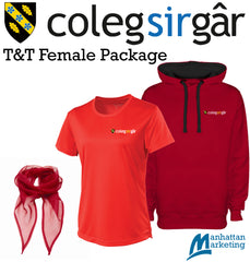 CSG Travel & Tourism: Female Package