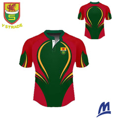 Y Strade: Rugby Jersey