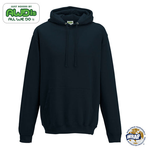 AWDis College Hoodie: OXFORD NAVY