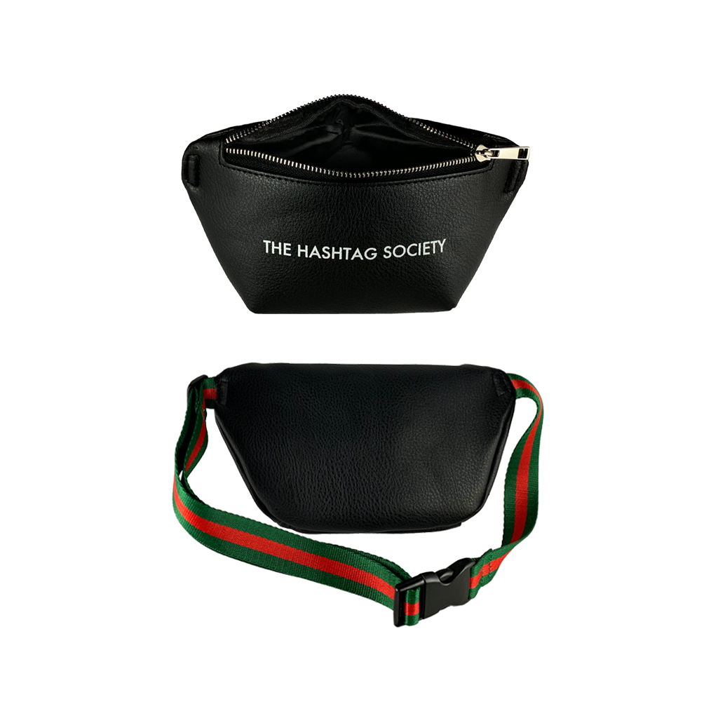 Belt bag black #1