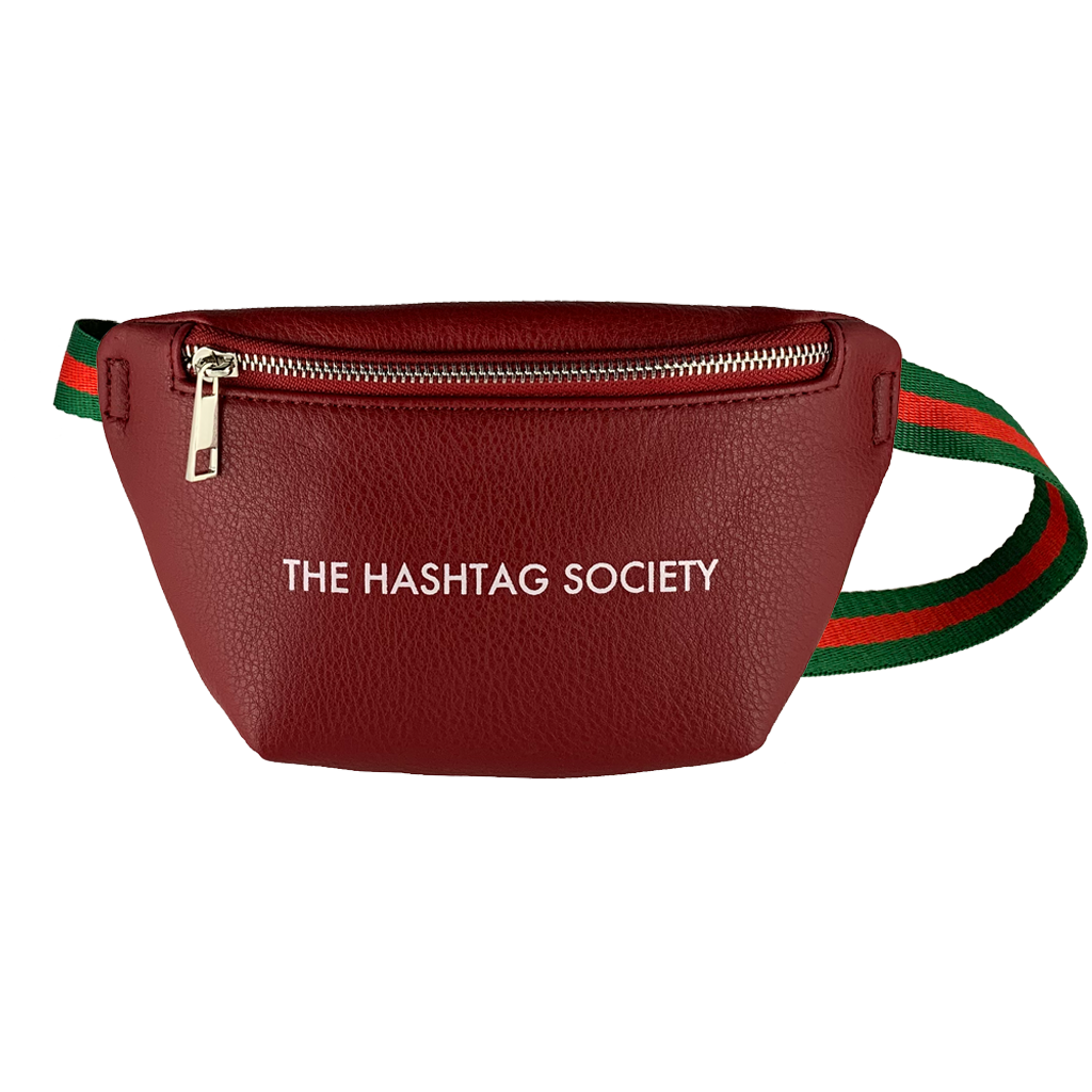 Belt bag red #1