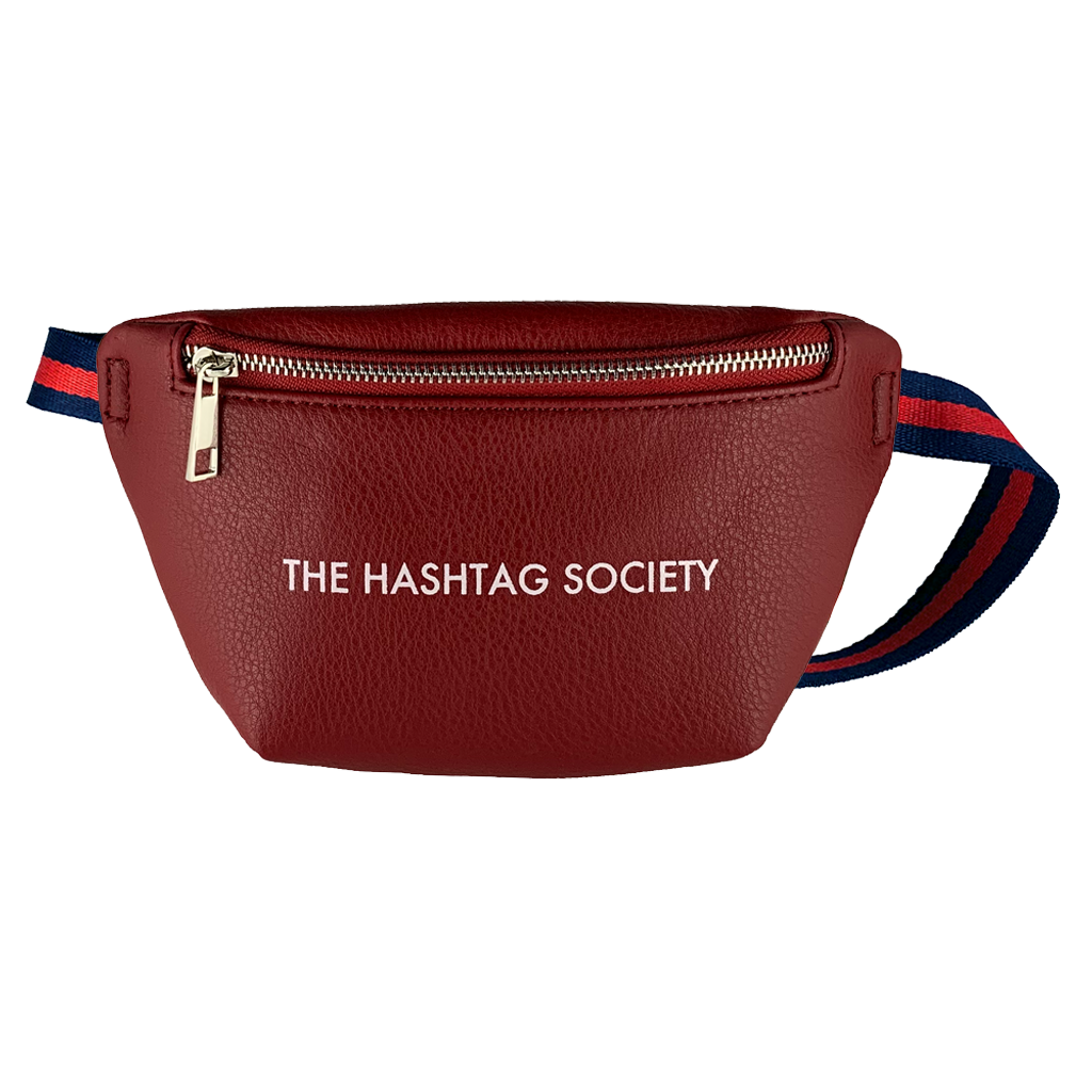Belt bag red #2
