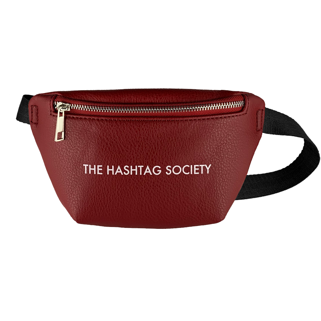 Belt bag red #3