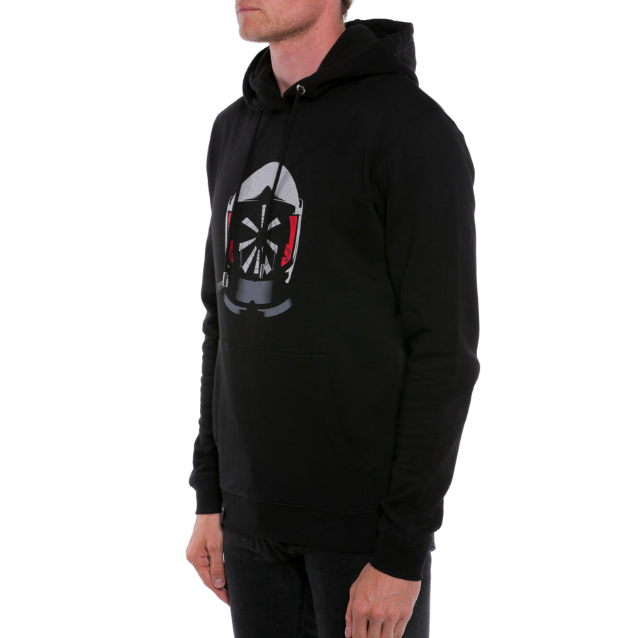 2001: A Space Odyssey, Black, Space Helmet Hoodie with Stanley Kubrick Collector's Box