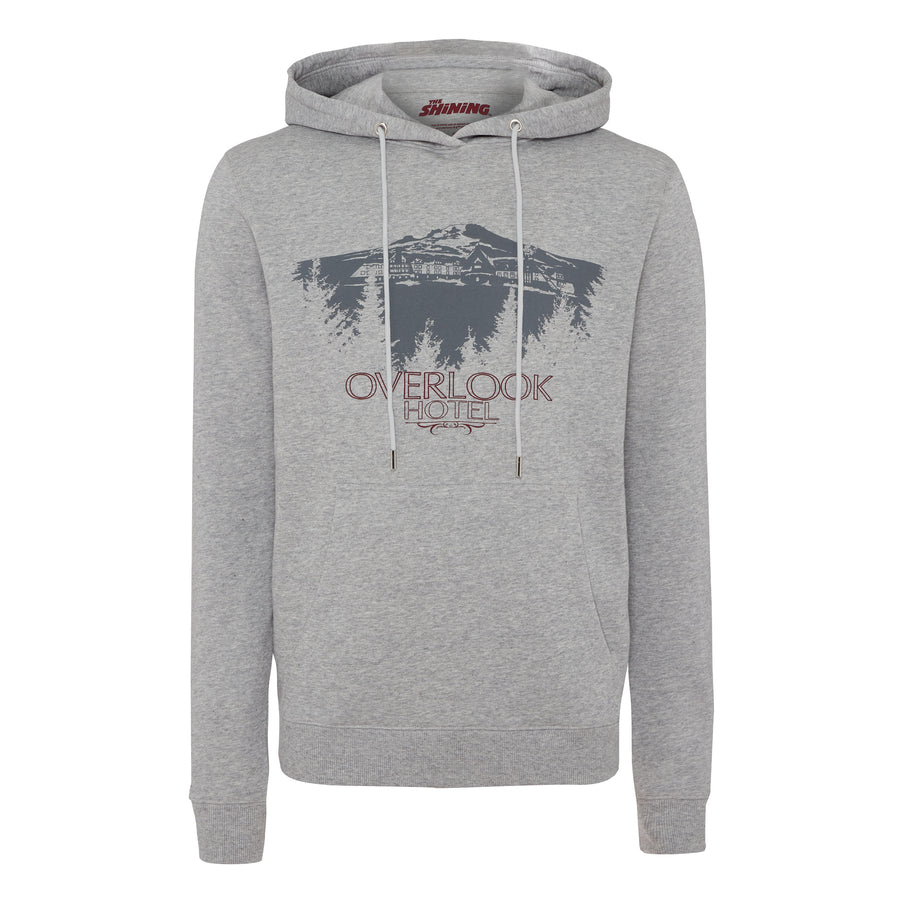 The Shining, Grey, Overlook Hotel Hoodie, with Stanley Kubrick Collector's Box
