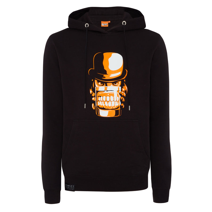 A Clockwork Orange, Black Airbrush Alex Hoodie, with Stanley Kubrick Collector's Box