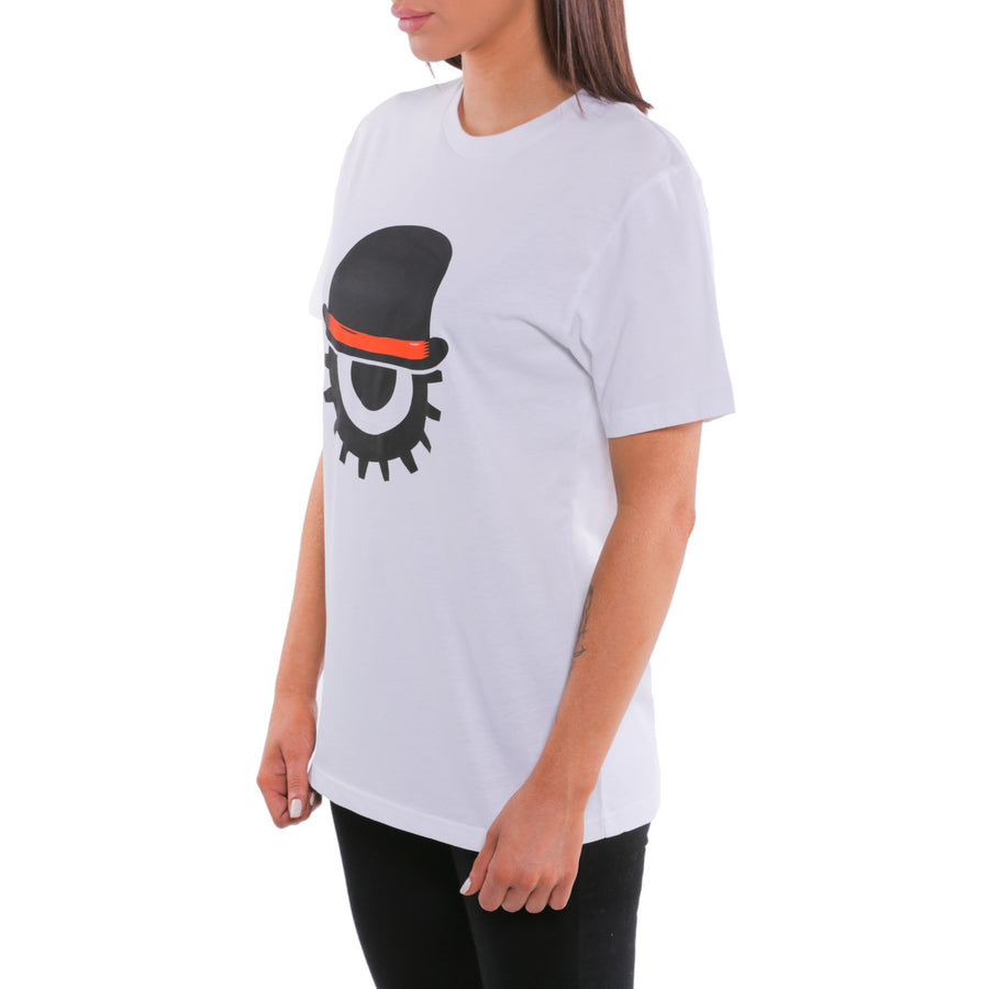 A Clockwork Orange, White, Bowler Fullprint Women's T-Shirt, with Stanley Kubrick Collector's Box