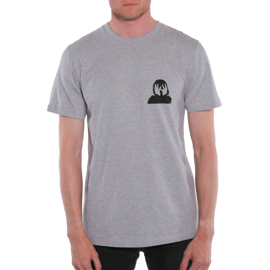 The Shining, Grey, Danny and Twins Men's T-Shirt, with Stanley Kubrick Collector's Box