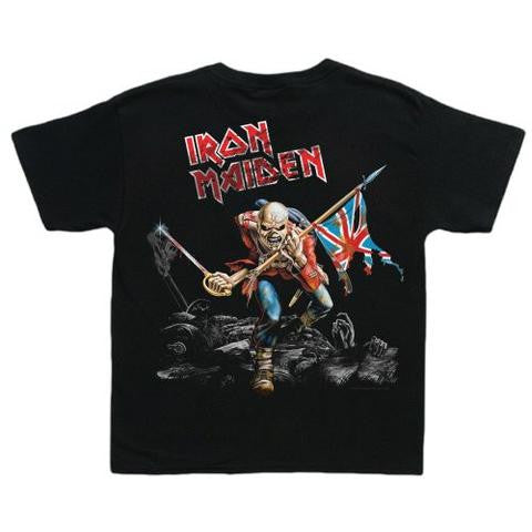 When I was young... Iron Maiden Rocked!