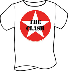 The Clash Kids T-Shirt - Logo
