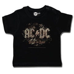 AC/DC Baby T-Shirt - Rock or Bust