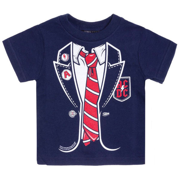 AC/DC Kids T-Shirt - Angus Young