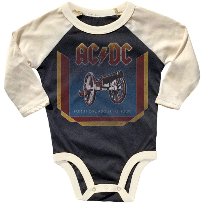 AC/DC Babygrow  - For Those About To Rock