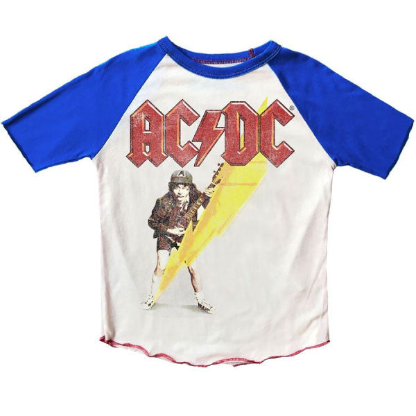 AC/DC Kids T-Shirt - Angus Young Rocks