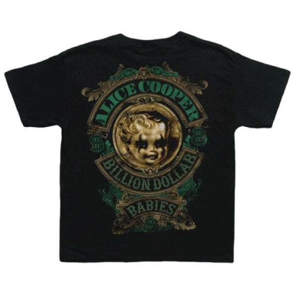 Alice Cooper Kids T-Shirt - Billion Dollar