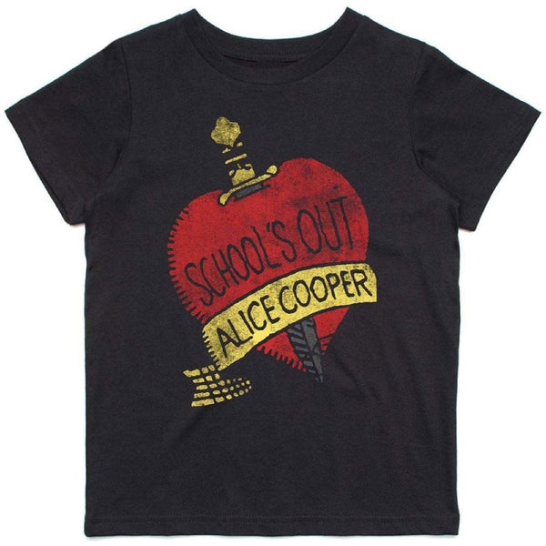 Alice Cooper Kids T-Shirt - Schools Out
