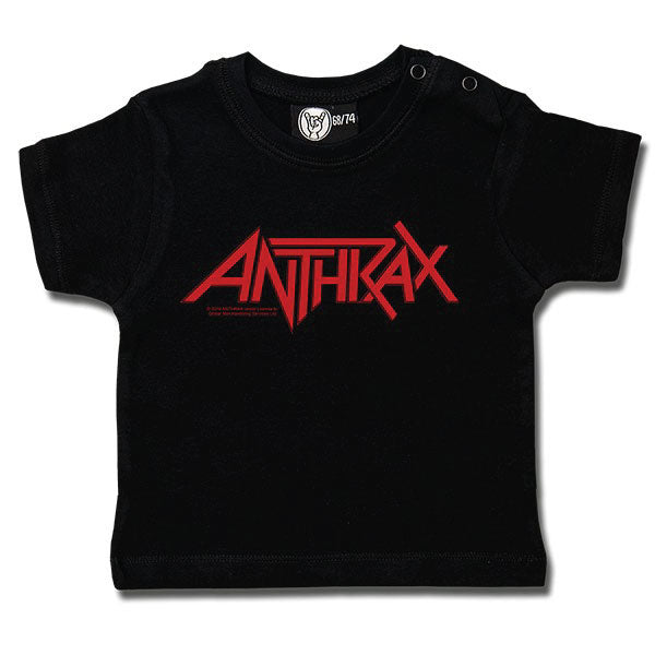 Anthrax Baby T-Shirt - Black