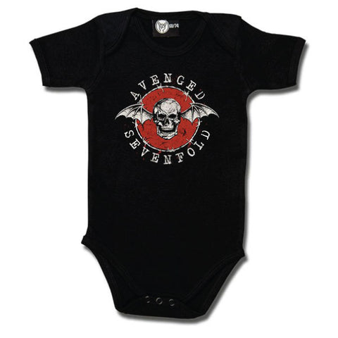 Avenged Sevenfold Babygrow - Deathbat