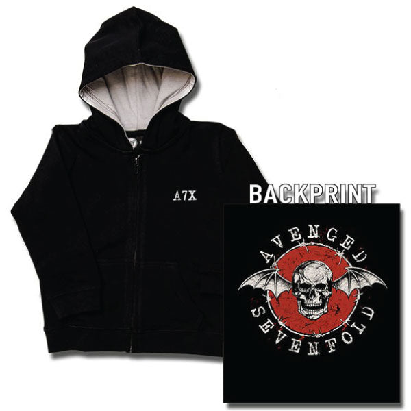 Avenged Sevenfold Kids Hoody