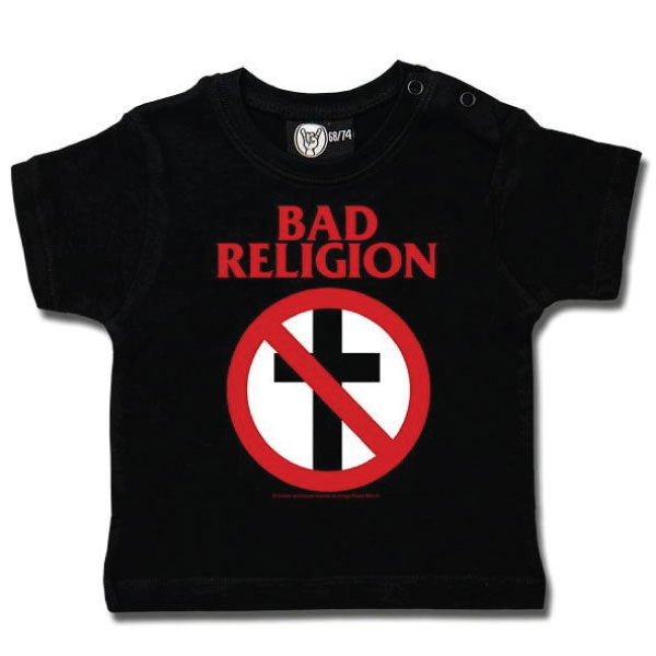 Bad Religion Baby T-Shirt - Cross Logo