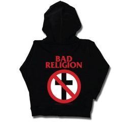 Bad Religion Kids Hoody - Cross Logo