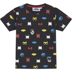 Batman and Robin Kids T-Shirt - Batman and Robin Repeat Print