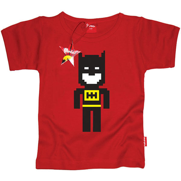 Lego Batman Kids T-Shirt by Stardust