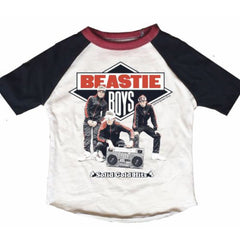 Beastie Boys Baby T-Shirt - Solid Gold Hits